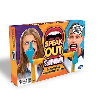 Hasbro speak out showdown - hasbro s'exprimer