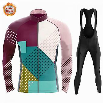 Men's Summecycling Jersey Set Cycling Clothes Road Bike Shirt Wear Bicycle Bib Shorts Mtb Maillot Culotte Ropa Ciclismo Hombre