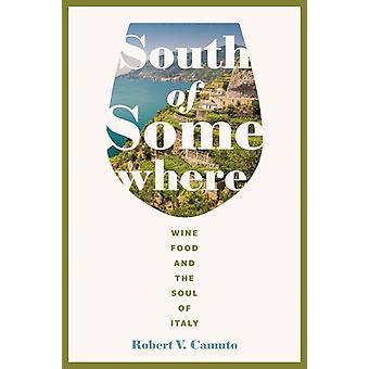 South of Somewhere  Wine Food and the Soul of Italy by Robert V Camuto