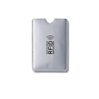 5 Stycke uppsättning stöldskydds iriserande rfid korthållare med nfc-läsblockeringsfunktion