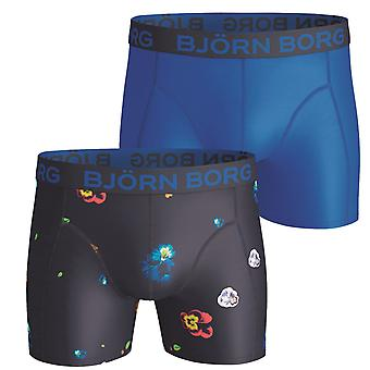 2 Pairs of Bjorn Borg Short Shorts ~ Pencee