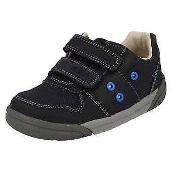 Infant Boys Clarks Casual Shoes Lilfolk Pop