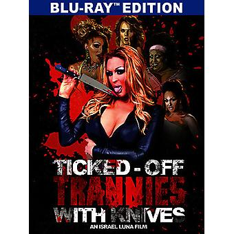 Ticked Off Trannies met messen [Blu-ray] USA import