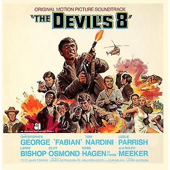 Devil's 8 - Devil's 8 [CD] USA import