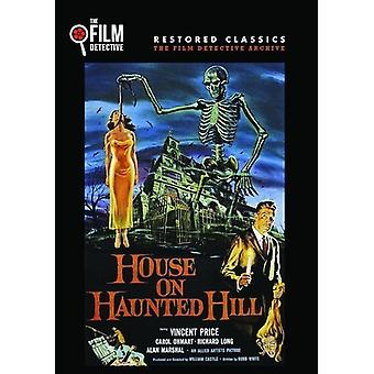 House on Haunted Hill [DVD] USA import