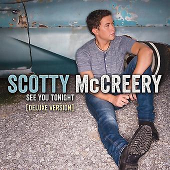 Scotty McCreery - se dig ikväll [CD] USA import