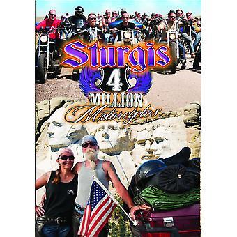 4 Million Motorcycles [DVD] USA import