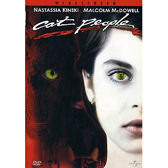 Cat People [DVD] USA importerer