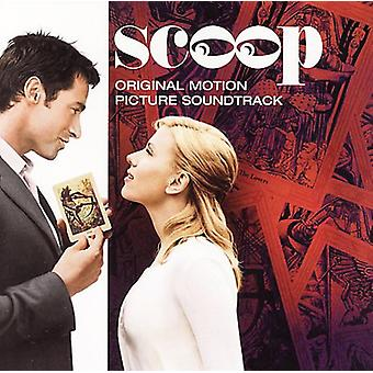 Vários artistas - Scoop [Original Motion Picture Soundtrack] [CD] EUA importar