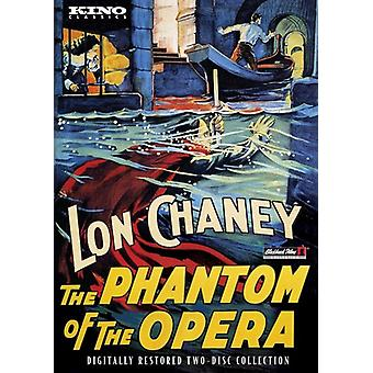 Phantom of the Opera [DVD] USA import