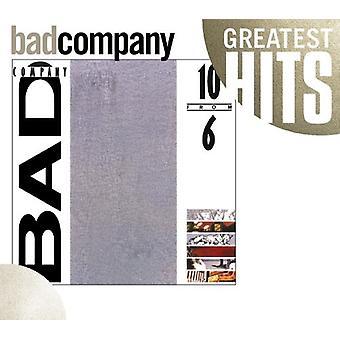 Bad Company - 10 du 6 [CD] USA import