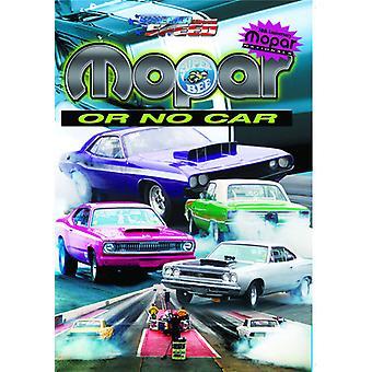 Mopar or No Car [DVD] USA import