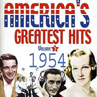 America's Greatest Hits - Vol. 5-1954-America's Greatest Hits [CD] USA importeren