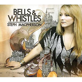 Steph Macpherson - Bells & Whistles [CD] USA import