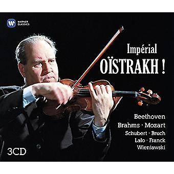 Beethoven / Oistrakh / Berliner Philharmoniker - Imperial Oistrakh [CD] USA import