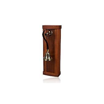 ideas4lighting Mulino mahonie hout deurbel