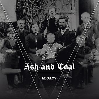 Ash & Coal - Legacy [CD] USA import