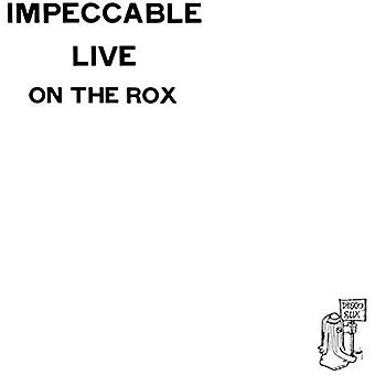 Impeccable - Impeccable-Live on the Rox [CD] USA import