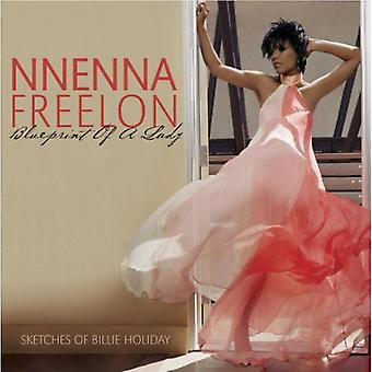 Nnenna Freelon - Blueprint of a Lady [CD] USA import