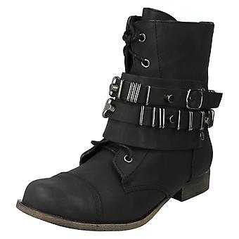 Dames Coco Ankle Boots Style - L8635
