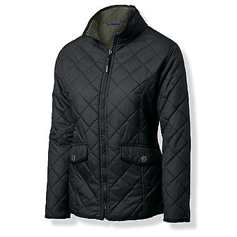 Nimbus Womens/Ladies Leyland Quilted Nylon Padded Reversible Jacket