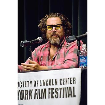 Julian Schnabel no desembarque para o escafandro e a borboleta conferência de imprensa para a 45º New York Film Festival Lincoln centros Walter Reade Theater de Nova York Ny foto de 17 de setembro de 2007 por David