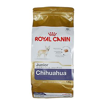 Royal Canin Chihuahua Junior, Chihuahua Junior Dog Puppy Dry Food 1.5kg