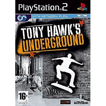 Tony Hawks Underground (PS2) - Uusi tehdas suljettu