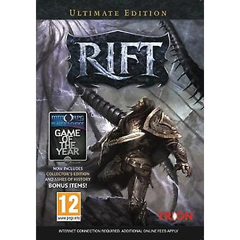 Rift Ultimate Edition (PC) - New