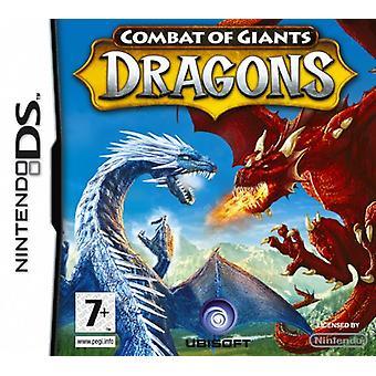 Combat Of Giants Dragons (Nintendo DS) - New