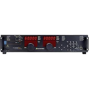 Gossen Metrawatt K346A Bench PSU (adjustable voltage) Calibrated to (DAkkS standards) 0 - 60 V DC 0 - 30 A 500 W