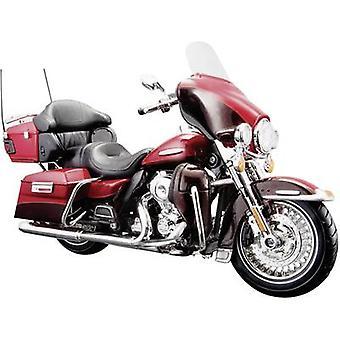 Maisto Harley Davidson Electra Glide Ultra 1:12 malli pyörä