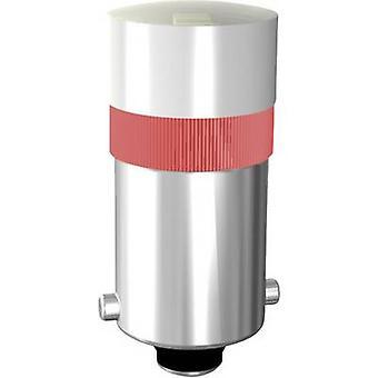 إشارة بناء مؤشر LED ضوء BA9S الأحمر 230 V AC MWEB 22089