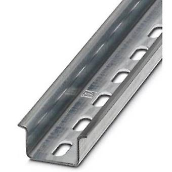 Cap profile-mounting rail NS 35/15 ZN gelocht 2000MM Phoenix Contact Content: 2 m
