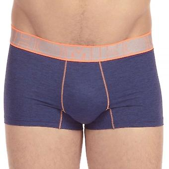 Hom Sport Waves Trunk, Navy, X-Large