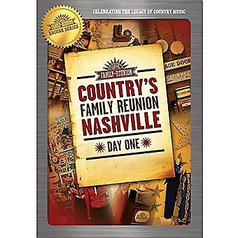 Country's Family Reunion: Nashville - Day One [DVD] USA import