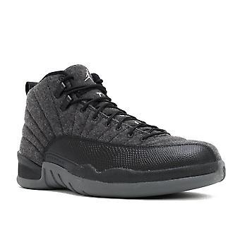 Air Jordan 12 Retro-Wolle - 852627 - 003 - Schuhe
