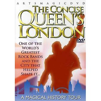 Concise Queens London [DVD] USA import