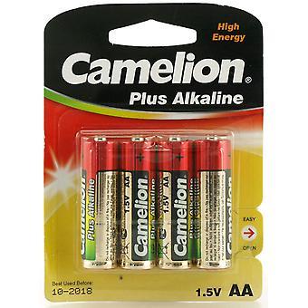 Batterie 48-Pack Alkaline AA LR6 1, 5V