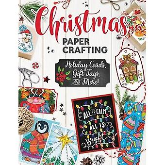 Noël Papercrafting par Thaneeya McArdle - livre 9781497203433