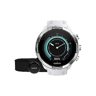 Suunto outdoor horloge Suunto 9 Baro White met hartslag band SS050090000