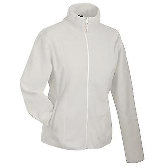 James and Nicholson Womens/Ladies Microfleece Jacket