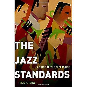 Os padrões do Jazz: Um guia para o repertório