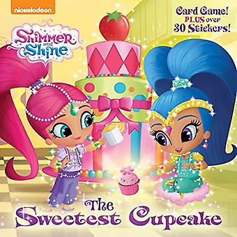 Le gâteau plus doux (Shimmer and Shine) (Pictureback(r))