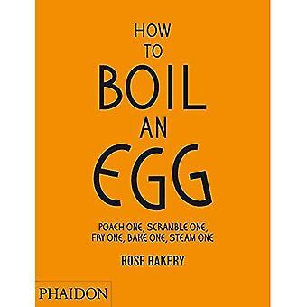 Hur man koka ett ägg