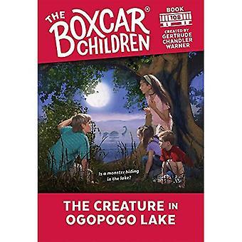 The Creature in Ogopogo Lake (Boxcar Children)