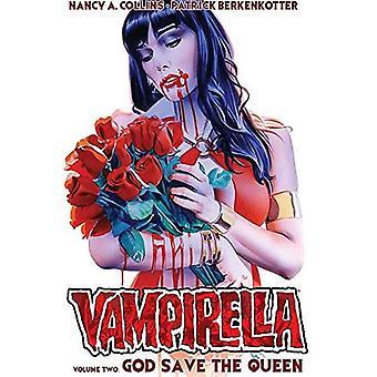 Vampirella Volume 2: God Save the Queen (Vampirella (dynamiet))