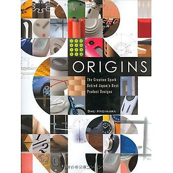 Origins: The Creative Spark Behind Japan's Best Product Designs [Illustrated]