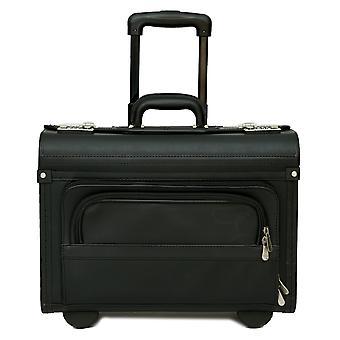 פיילוט קייס מזוודה עסקית מחשב נייד טיסה תיק מזוודה מזוודות יד
