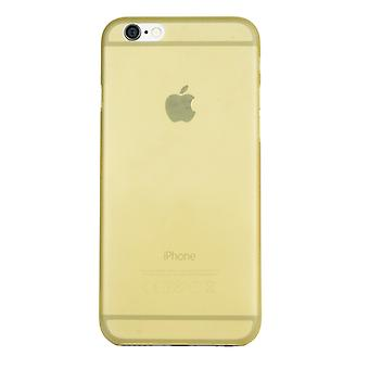 Thin golden case - iPhone 6/ 6s - 0,4mm